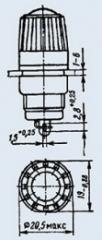 Арматура сигнальная ФШМ-1з зеленый