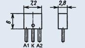 Varikap KBC111A
