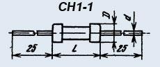Варистор СН1-1 560В