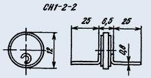 Варистор СН1-2-2 18В
