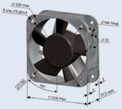 Вентилятор 1.1ЭВ-1.4-3-1270
