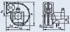 Вентилятор 20ВЦ-10-2А