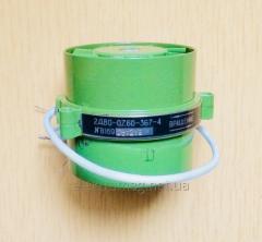 Вентилятор 2ДВО-0, 7.60-367-4