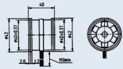 Вентилятор 2ДВО-25.25-164-2