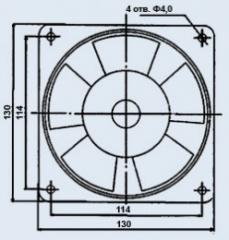 Вентилятор ВН-2 импортный аналог