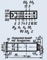 Видикон ЛИ428-1