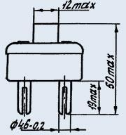 Вилка ВД-1