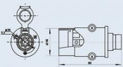 Вилка ПС-300А3-150