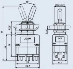 Выключатель 3ППМ-С