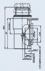 Выключатель сигнализатора ВС-1Т