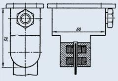 Датчик БВК-24М 24В