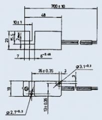 Датчик ПИЩ-6-5-IР65