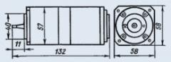 Двигатель-генератор ИЭ-10