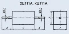 Диодный столб 2Ц111А-1