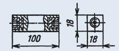 Диодный столб 2Ц202В