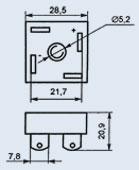 Диодный столб КЦ419Б-1