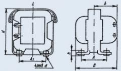 Дроссель Д122Н