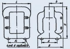 Дроссель Д237В дроссель