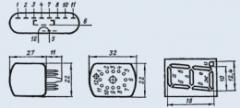 Индикатор вакуумный ИВ-22