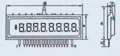 Индикатор вакуумный ИВ-28Б