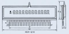 Индикатор вакуумный ИВЛ1-8/13