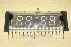 Индикатор вакуумный ИЛЦ4-5/7Л