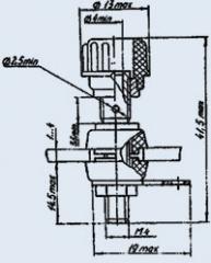 Клемма КП-1Аа
