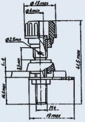 Клемма КП-1Ба