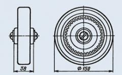 Конденсатор керамический высоковольтный К15-14А 680 пф 15 кв 200 квар