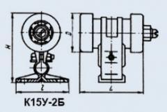 ولتاژ خازن سرامیک K15U-2B 1500 kvar اف 20 کیلو ولت