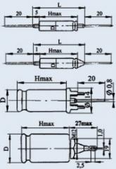 Електричні конденсатори