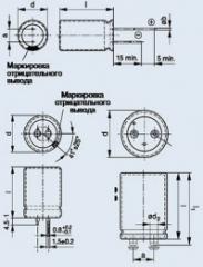 Конденсаторы оксидно-электролитические