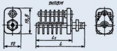 Конденсатор подстроечный 1КПВМ-7 2.0/6.5пф