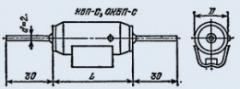 Конденсатор помехоподавляющий КБП-С 0.47 мкф 1000 в 40 А
