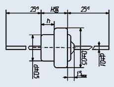 The condenser tantalic objemnoporisty K52-5 10 mkf