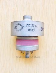 Лампа генераторная ГС-36Б