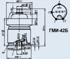 Лампы модуляторные
