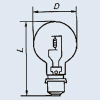 Lamps incandescent, electical, gas-discharge, arc