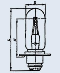Optické lampa OP 11-40