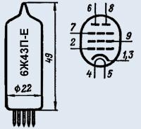 램프 palčikovaâ 6 g는 p-43 이다