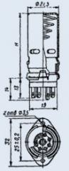چراغ صفحه PLK7 الکترونیکی 46