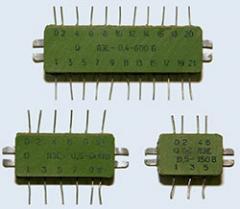 Line of a delay LZE-0.2-600V-10