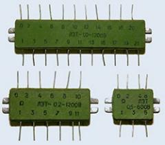Линия задержки ЛЗТ-1.0-1200В-20