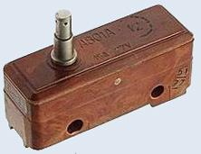 Микровыключатель А-801А