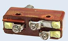 Микровыключатель А-812 с пружиной