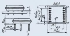 Микросборка 04ПП003