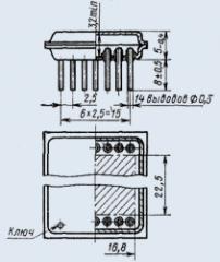 Микросборка 04УР004