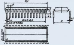 Микросборка К04КП024