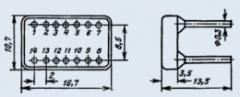 Микросборка М2УПЭ4221