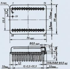 Микросборка С1.157.УП1